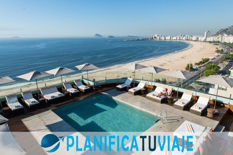 7 Rio de Janeiro Hotels with Amazing Pools 8