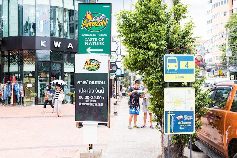 Dónde alojarse en Chiang Mai: Las mejores zonas y hoteles 2