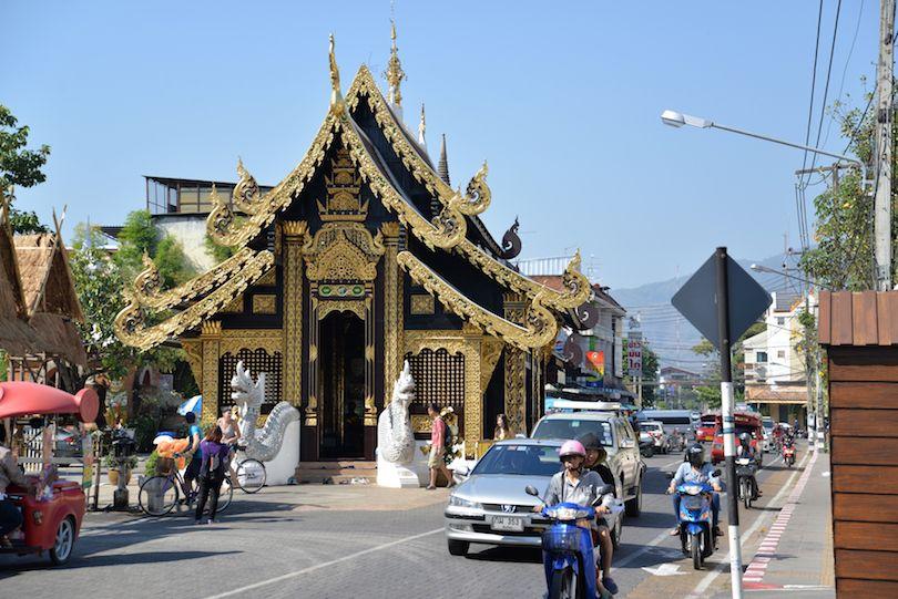 Dónde alojarse en Chiang Mai: Las mejores zonas y hoteles 3