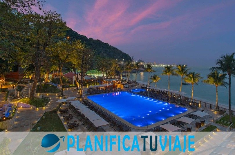 7 Rio de Janeiro Hotels with Amazing Pools 5