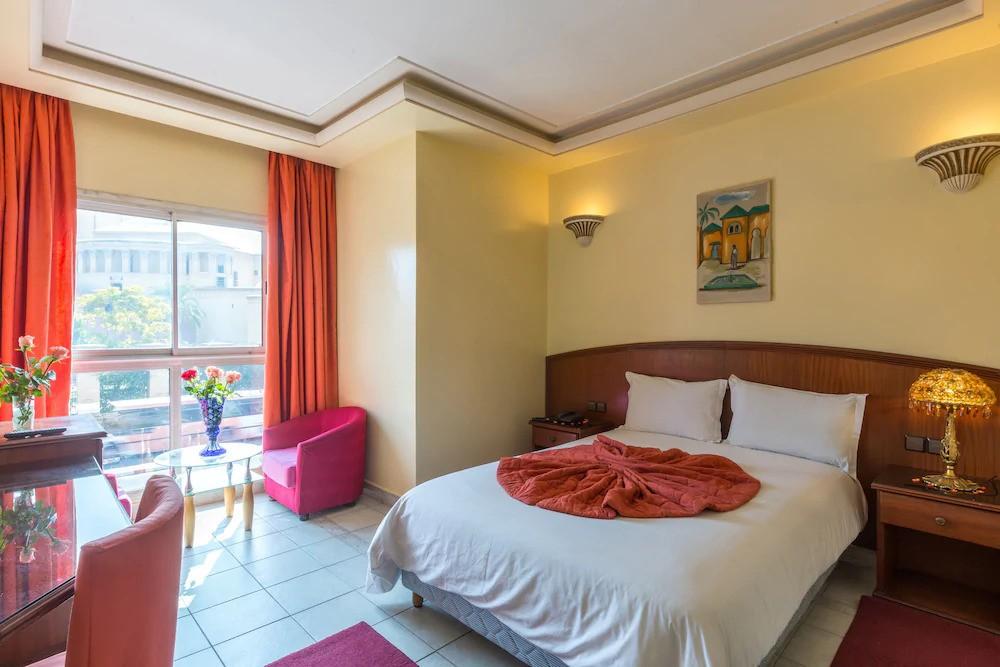hotel corail marrakech 7