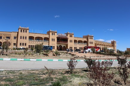 Hôtel Taddart 8