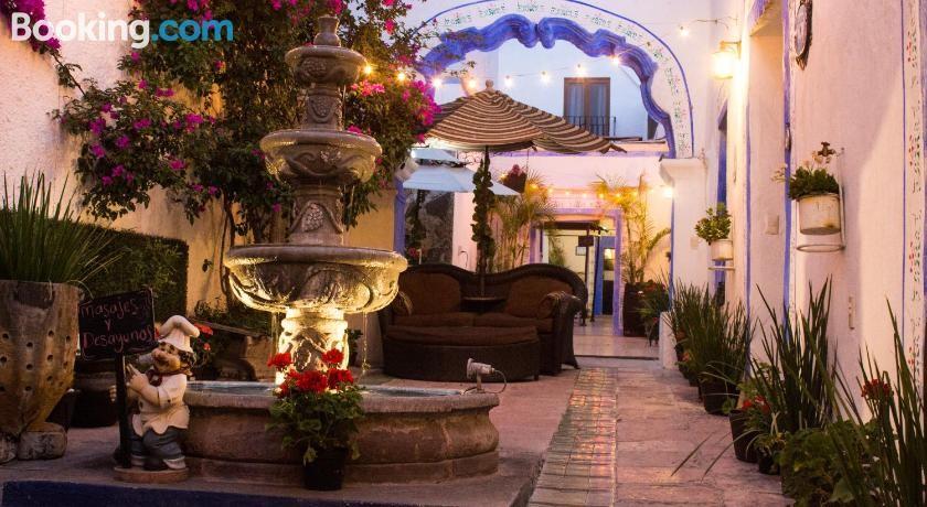 Hotel & Spa La Mansión del Burro Azul 3