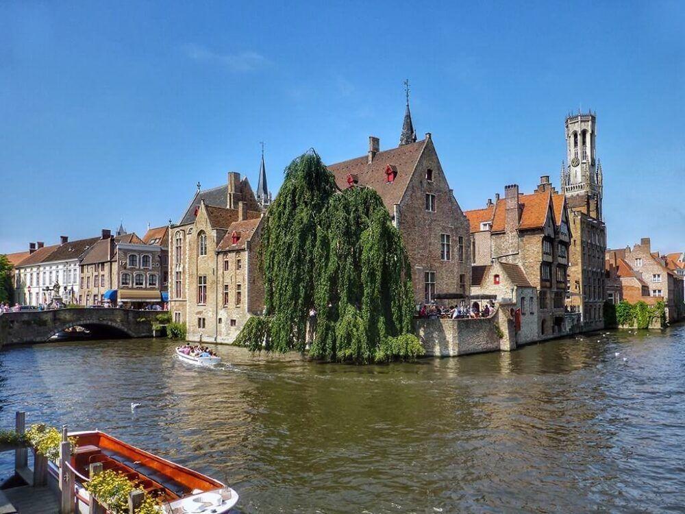 Los 10 mejores lugares para visitar en Bélgica