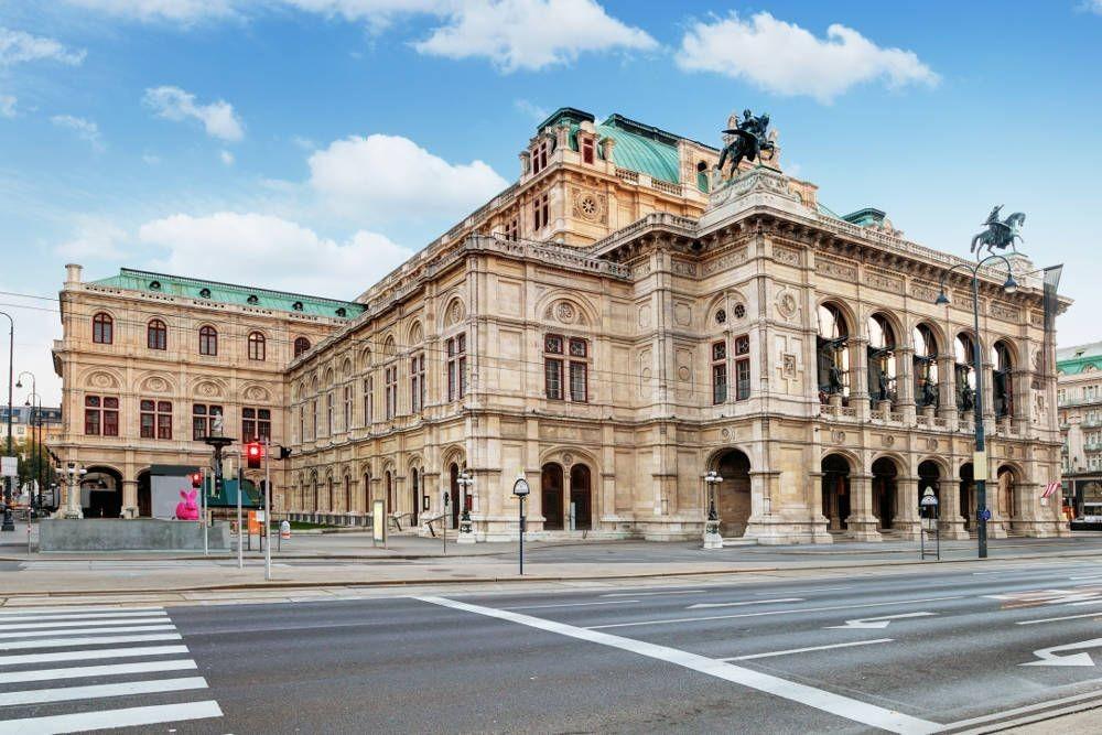 La Ópera Estatal de Viena