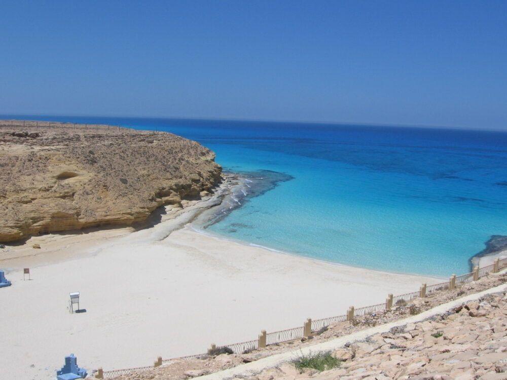 Agiba Beach, Mersa Matruh