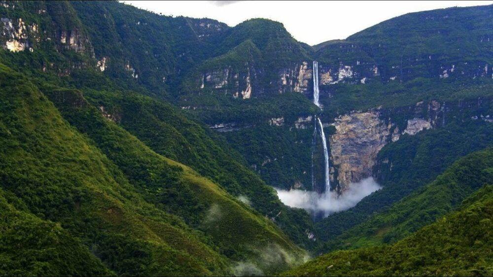 Las 7 cascadas más increíbles de Perú