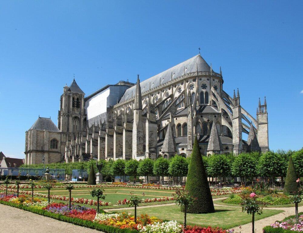 Catedral de Bourges