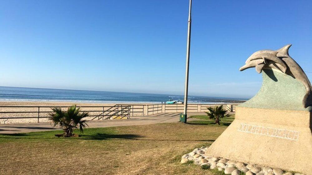 Dolphin Beach, Jeffreys Bay