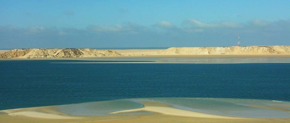 Dragon Beach, Dakhla Peninsula