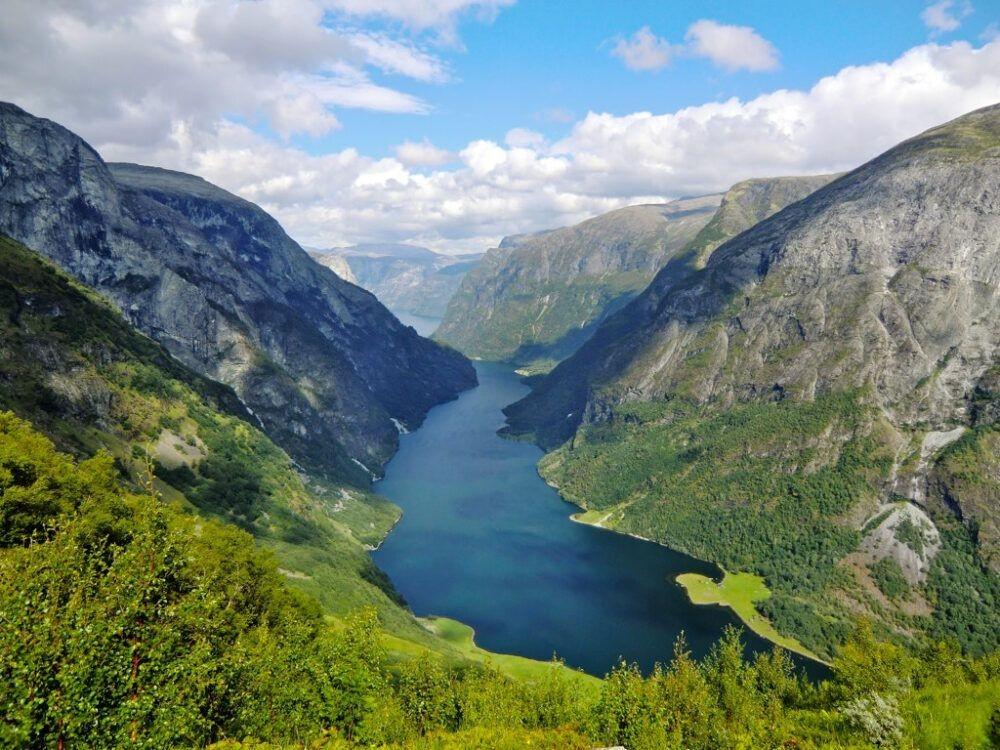 Los 10 mejores lugares para visitar en Noruega