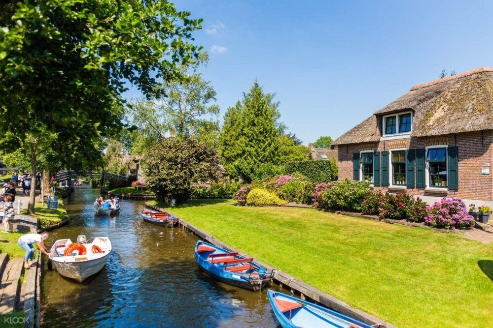 Los 10 pueblos más encantadores de Holanda