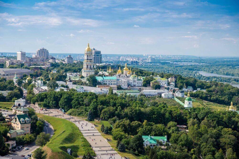 10 mejores lugares para visitar en Ucrania 2