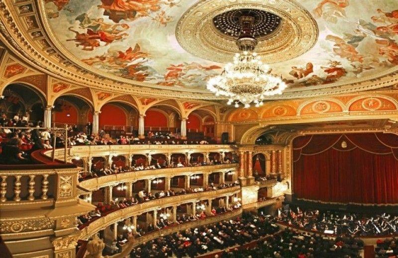 La Ópera Estatal de Hungría