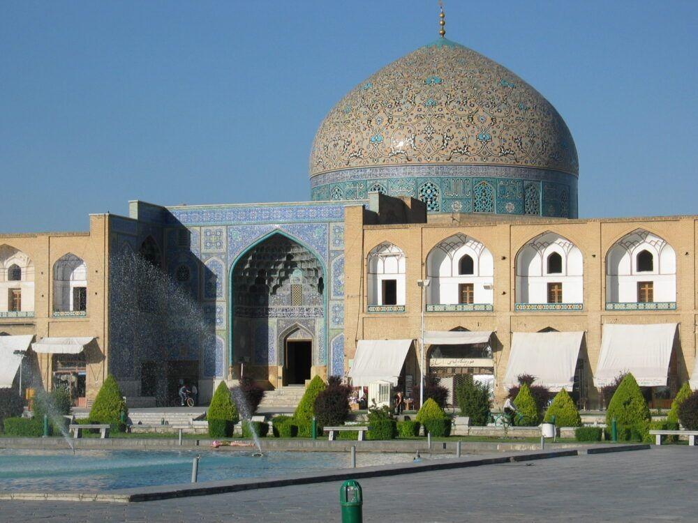 La Mezquita de Lotfollah
