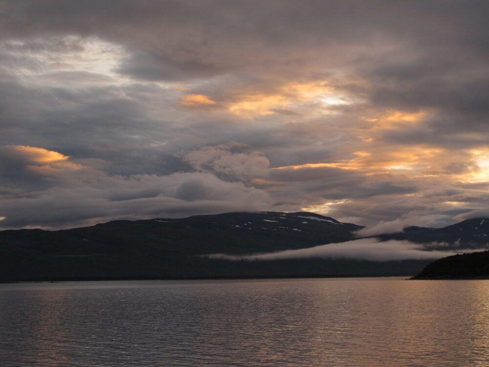 Lago Akkajaure