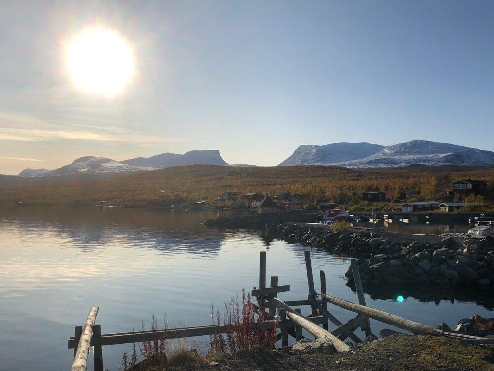 Lago Tornetrask