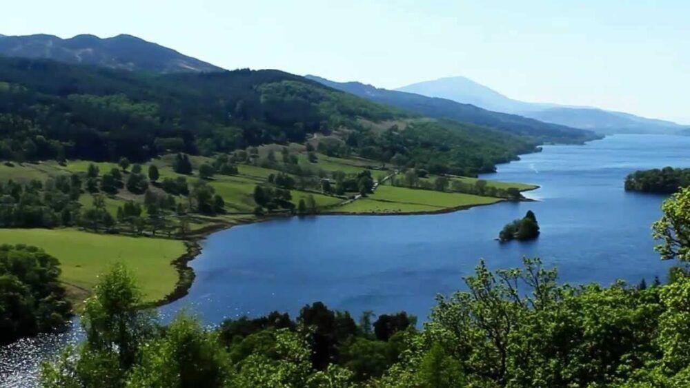 Lago Tummel