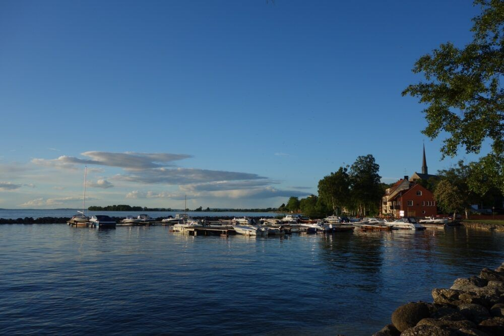 Los 10 lagos más hermosos de Suecia