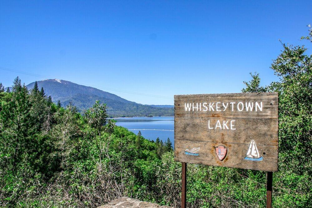 Lago Whiskeytown