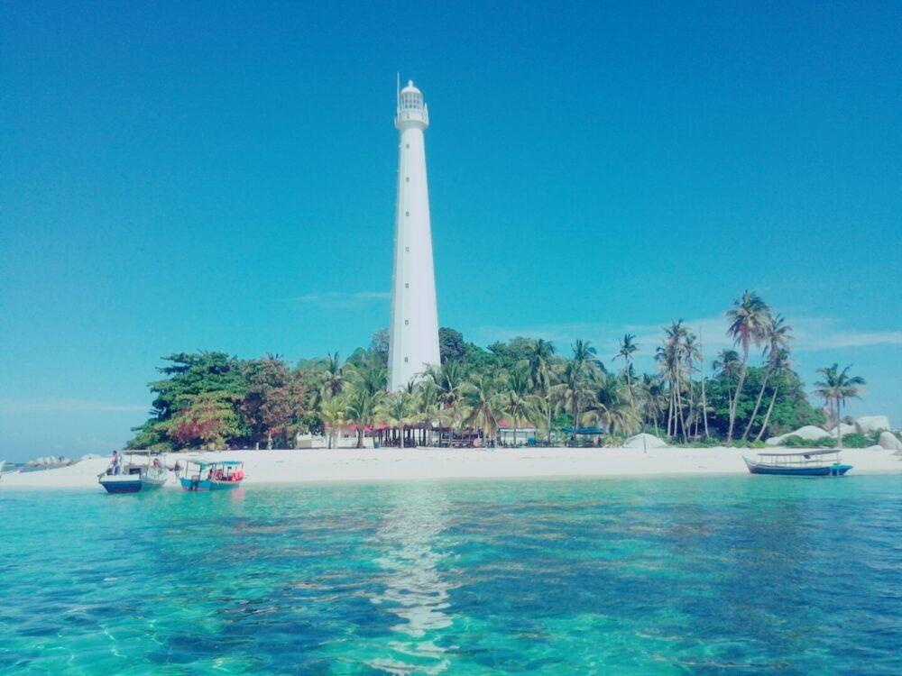 Lengkuas Beach, Belitung, Sumatra