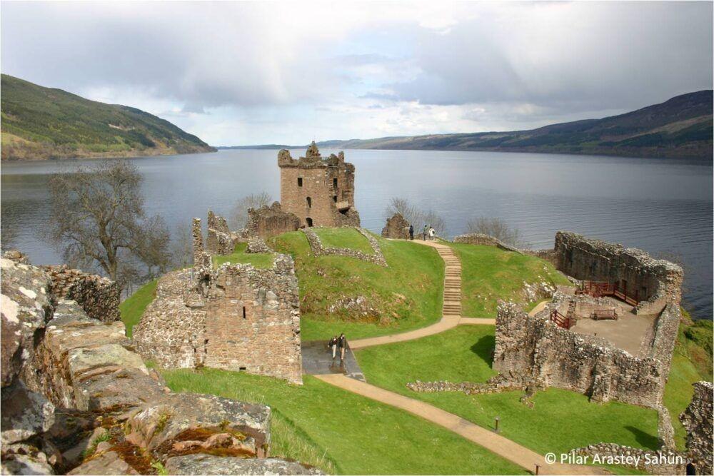 Los 10 lagos más pintorescos de Escocia
