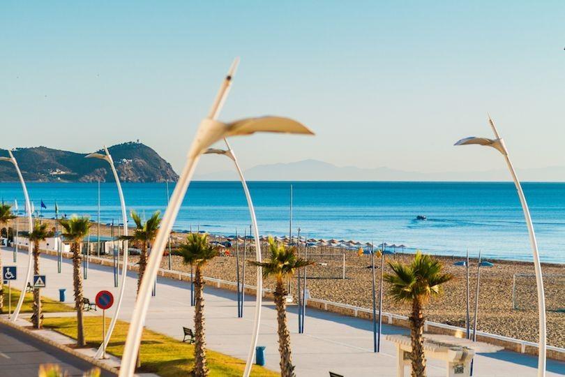 Martil Beach