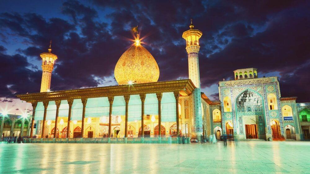 Mezquita Shah