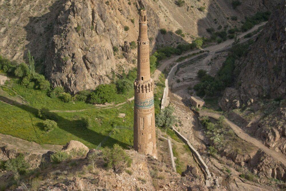 Minarete de Jam