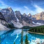 Los 12 lagos más hermosos de Canadá