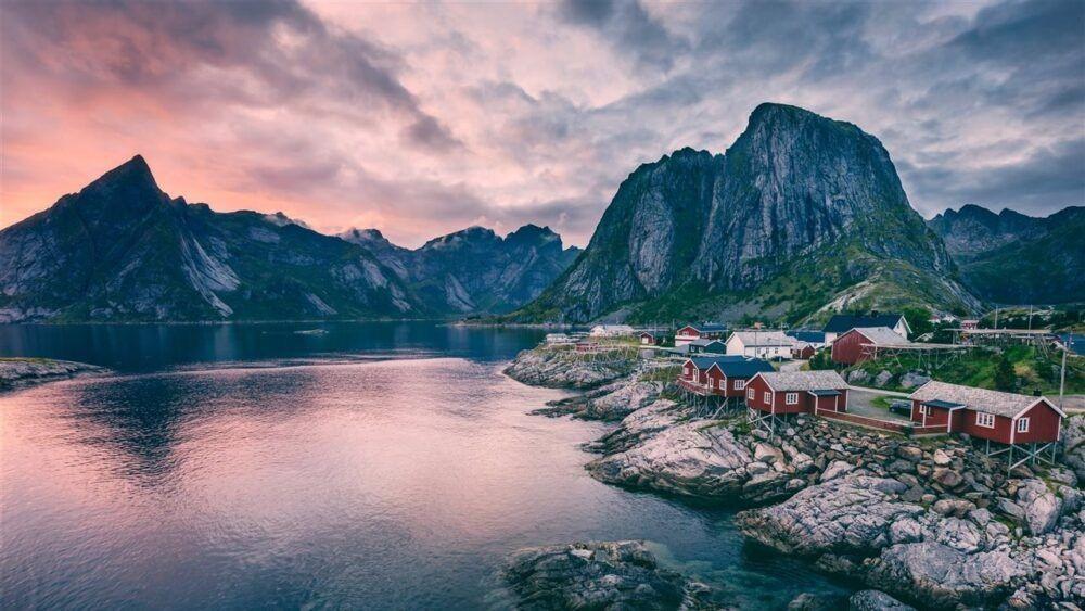 Países Nórdicos
