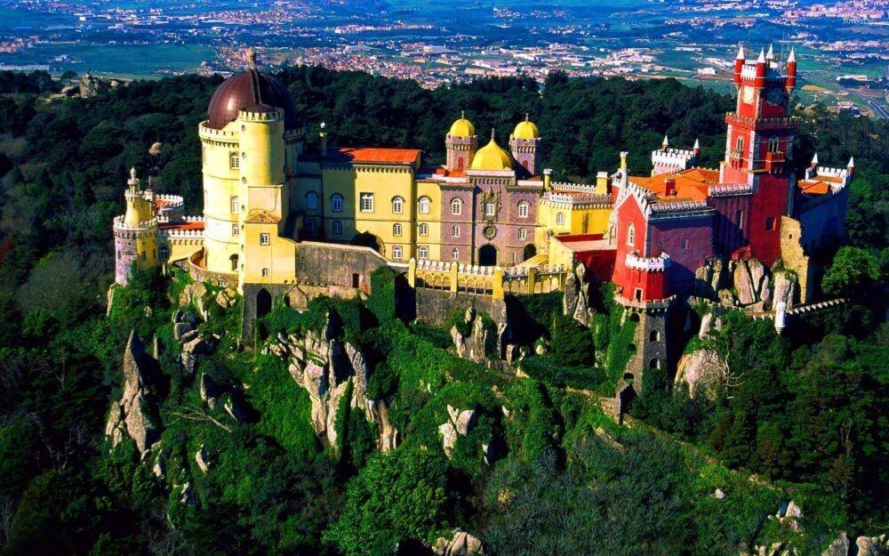 Los 7 castillos más bellos cerca de Lisboa