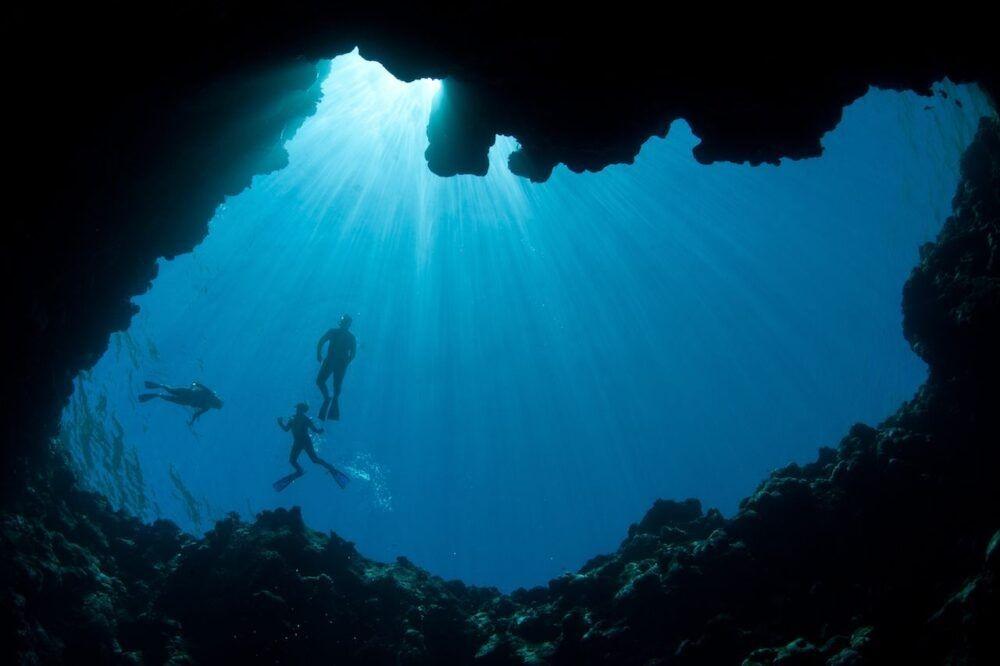Palau Dive Spots