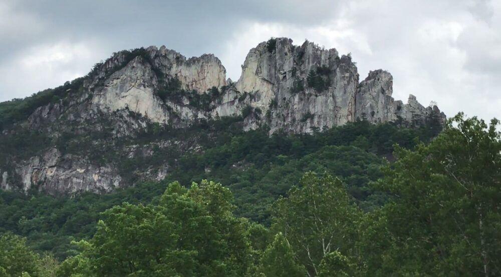 Parque Estatal Seneca Rocks