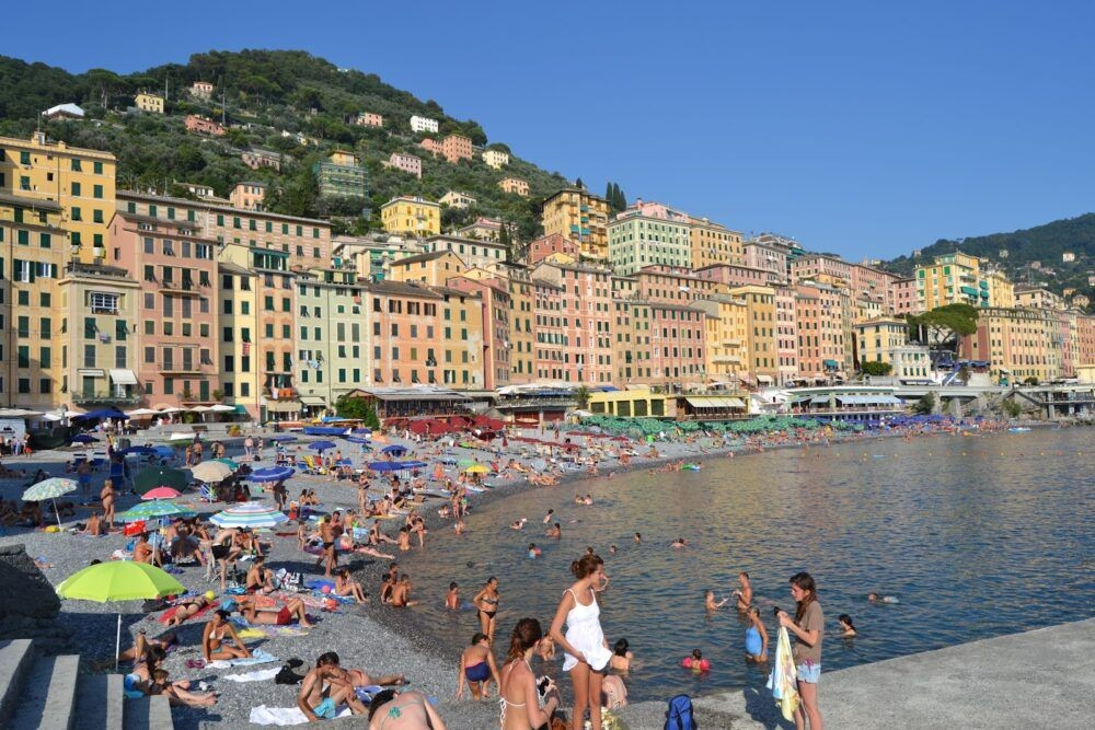 Playa Camogli, Liguria