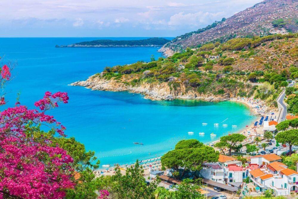 Playa Cavoli, Elba