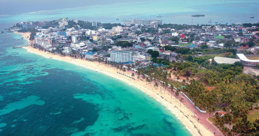 San Andres Town
