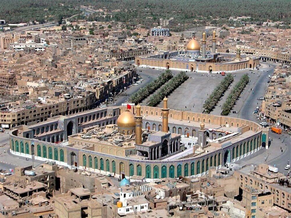 Santuario Santo del Imam Husayn