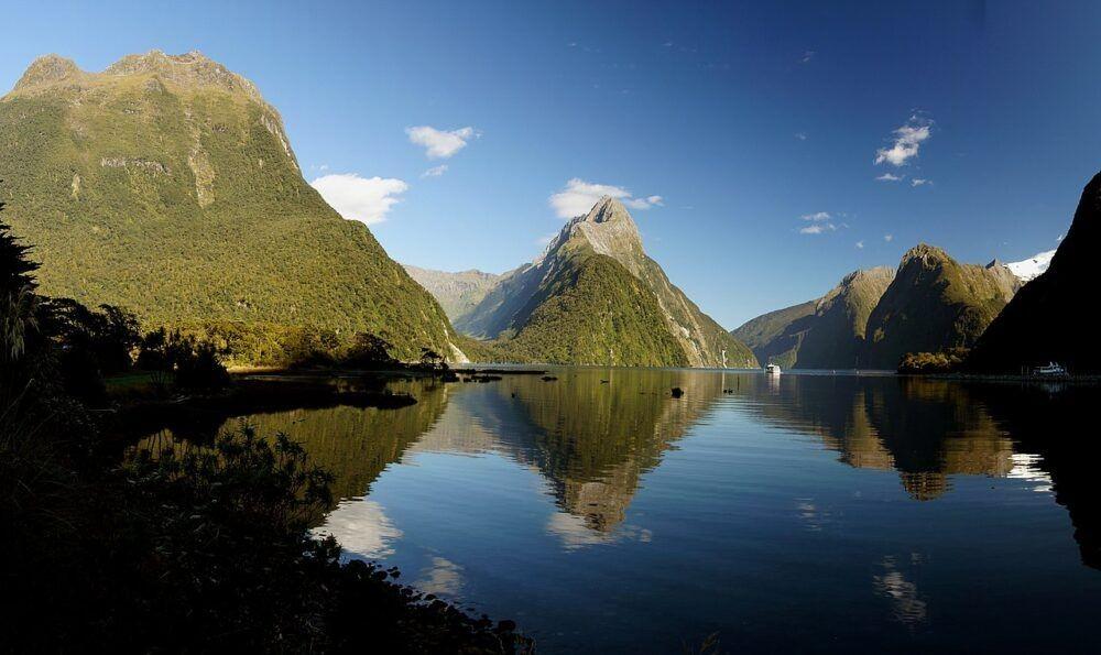 Las 16 regiones más bellas de Nueva Zelanda