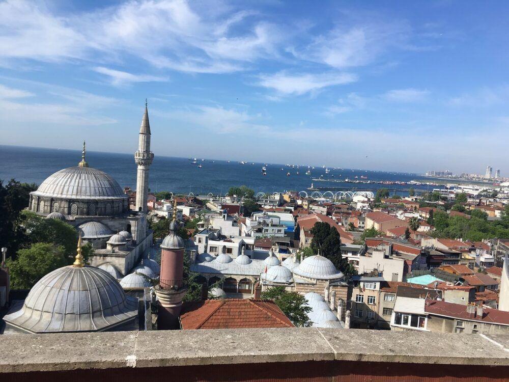 Dónde alojarse en Estambul: los mejores barrios y hoteles
