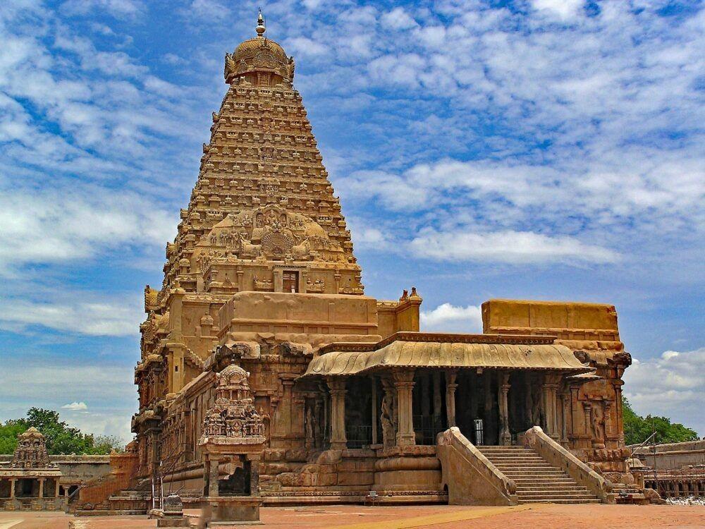 Templo Brihadeeswarar