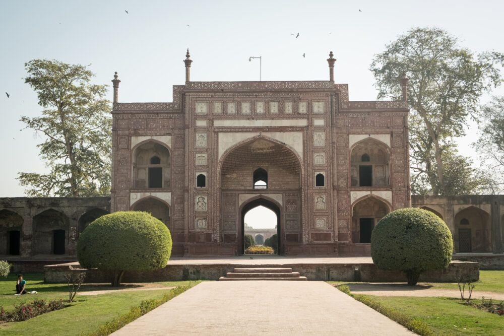 Tumba de Jahangir