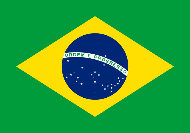 Bandera de Brasil 1