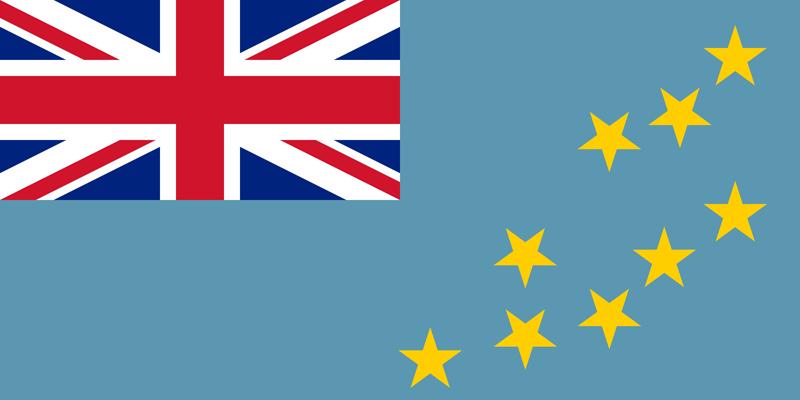 Bandera de Tuvalu 1