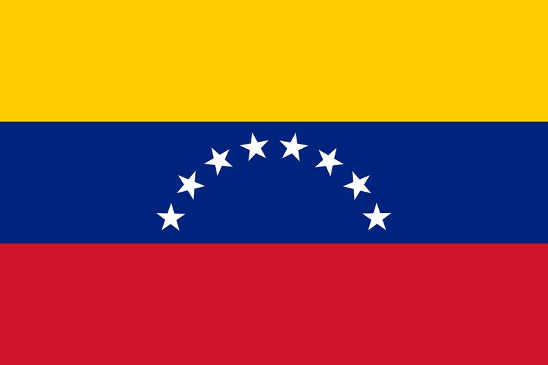 Bandera de Venezuela 1