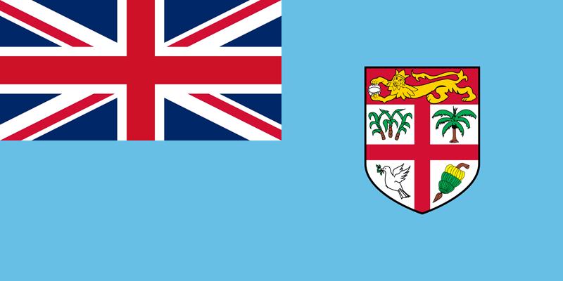Bandera de Fiji 1