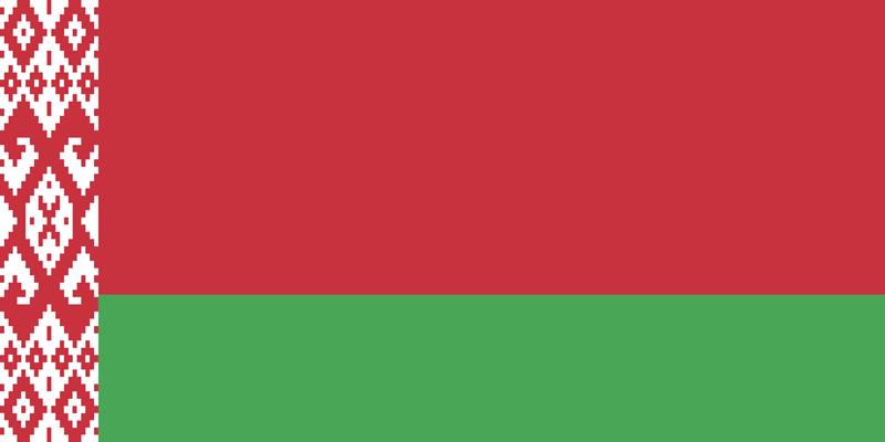 Bandera de Belarús 1