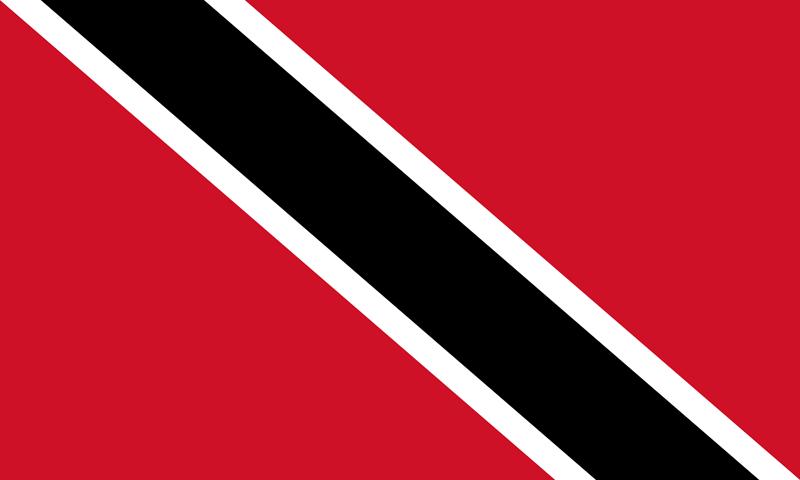 Bandera de Trinidad y Tabago 2