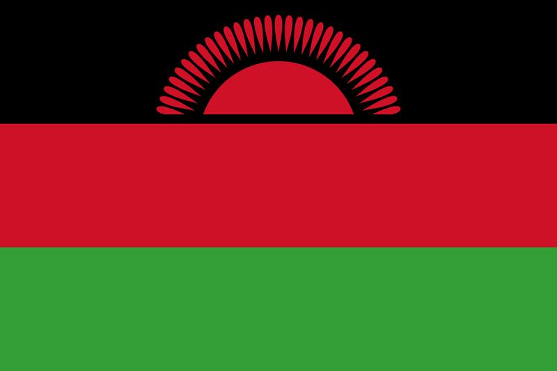 Bandera de Malawi 2
