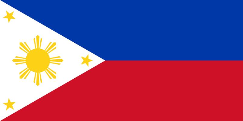 Bandera de Filipinas 1